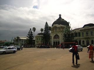 MOZAMBIQUE: De viajeros por Maputo 5
