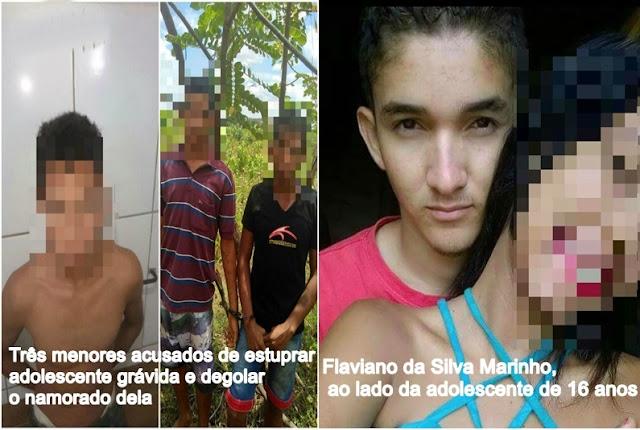 Menores acusados de estupro e homicído no interior do Piauí serão transferidos para Teresina