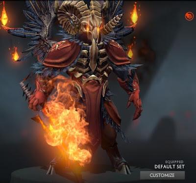Doom Fires Of Vashundol Dota 2 Mods