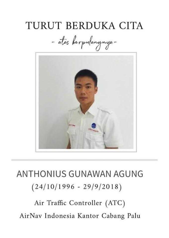 "Birgaldo Sinaga : ""Patriot Bangsa Anthonius Gunawan Agung"
