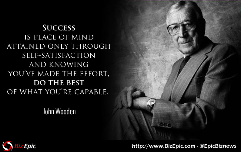Sports Spirituality Words John Wooden Never Used