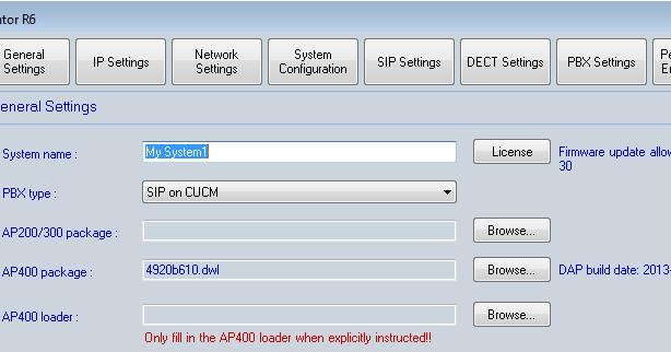 NEC IP DECT and Cisco UCM | ciscortfm
