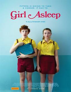 Girl Asleep (La chica dormida) (2015)