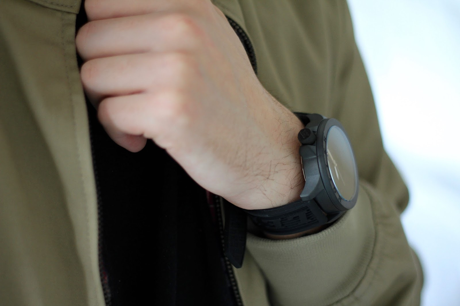 Holler Blackalicious Watch - The G Edit
