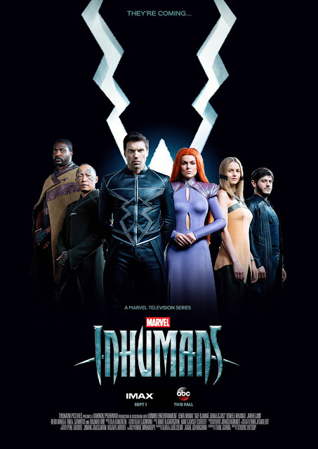 Marvel's The Inhumans (2017-) ταινιες online seires oipeirates greek subs
