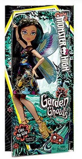 Garden Ghouls Cleo De Nile Monster High