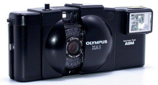 Olympus XA1 (1982)