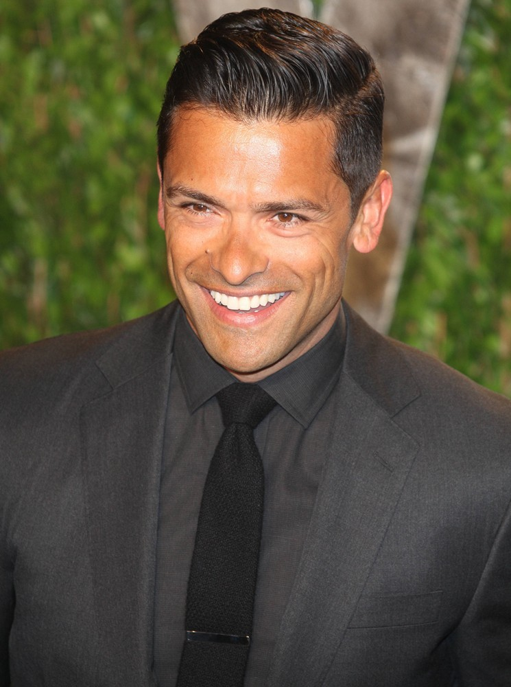 Mark Consuelos HairStyle Men HairStyles Men Hair
