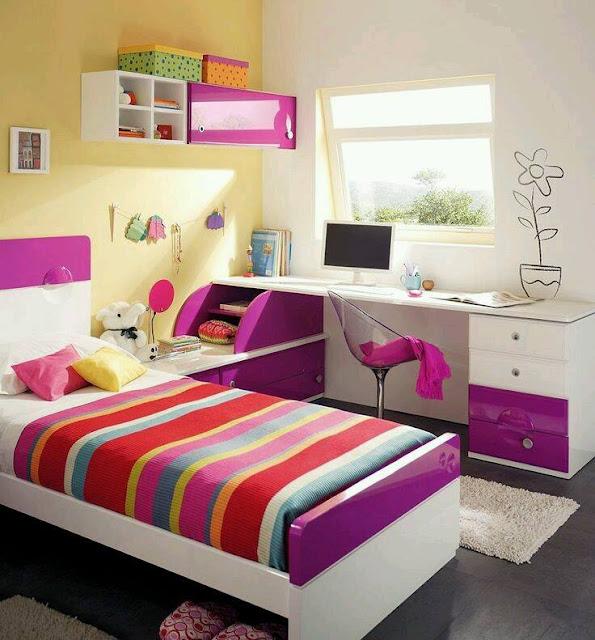 Ideas para decorar dormitorios de jovencitas decoraci n for Decoracion de cuartos para senoritas