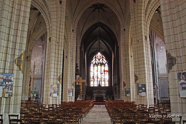 Saint André, Niort, France
