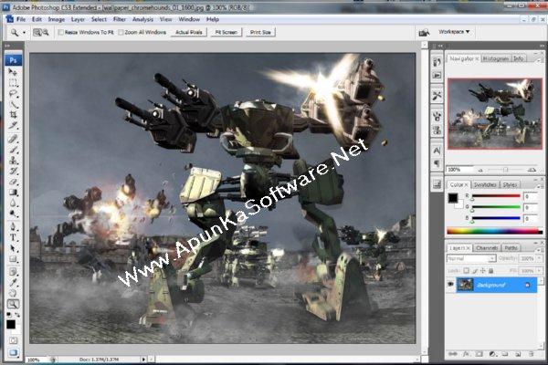 Adobe photoshop cs3 for pc
