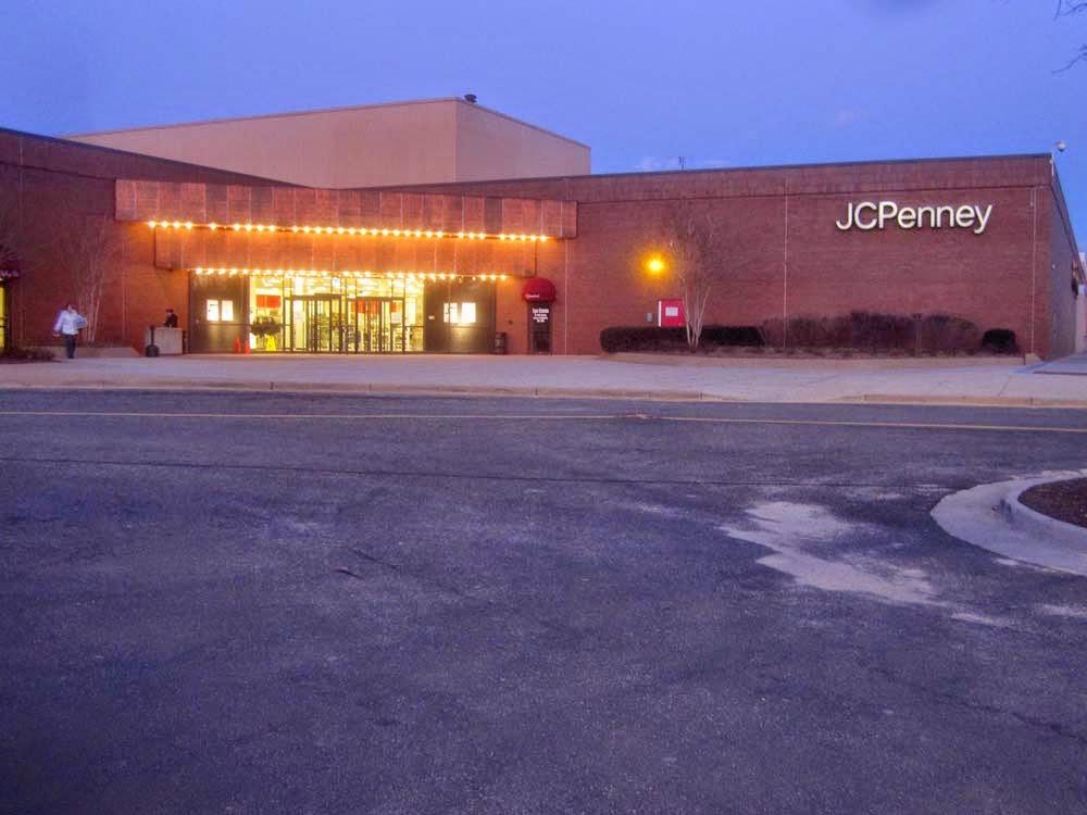 Sky City Retail History Fair Oaks Mall Fairfax Va