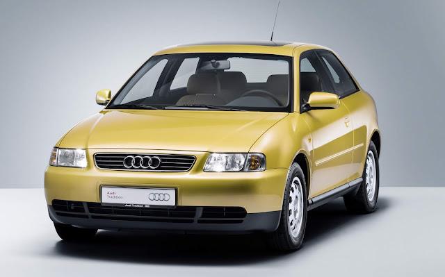 Audi A3 de primeira geração