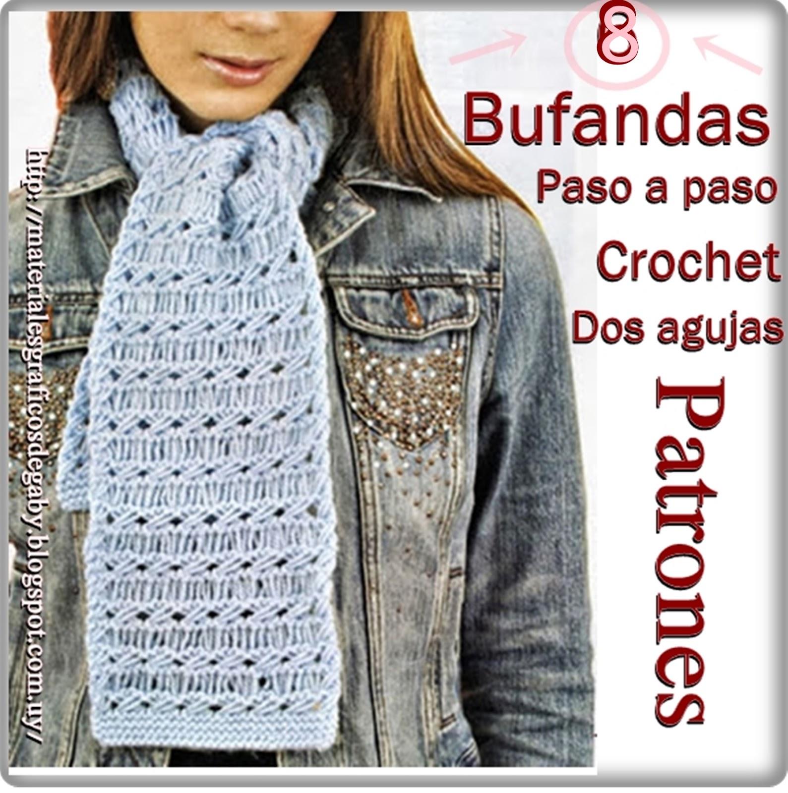 Lujo Cuello Vuelto Patrón De Confección De Bufandas Imagen - Manta ...