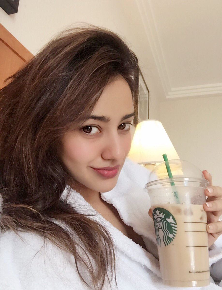 Neha Sharma Cute Selfies