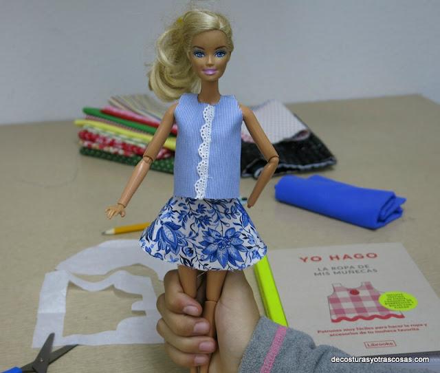 hacer ropa para muñecas