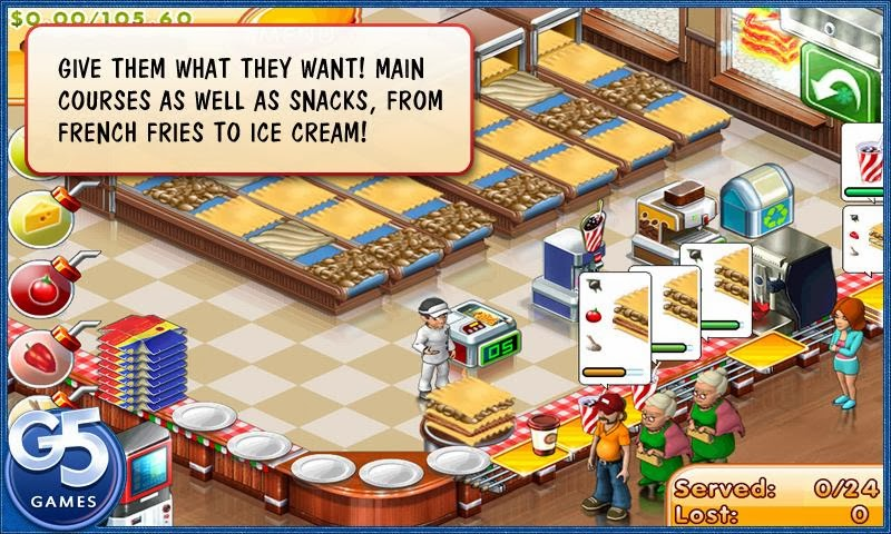 Stand food 3 full apk android