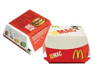 Mẫu in hộp giấy đựng thực phẩm
