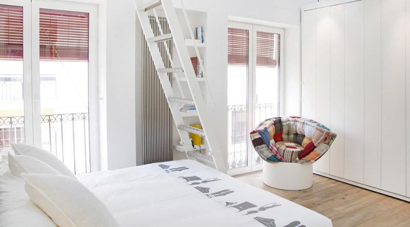 camera da letto appartamento LAGO ALicante