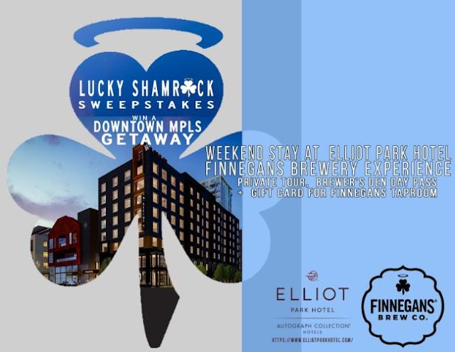 Lucky Shamrock Sweepstakes