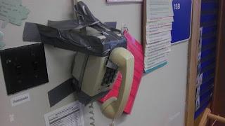 telefono de pared