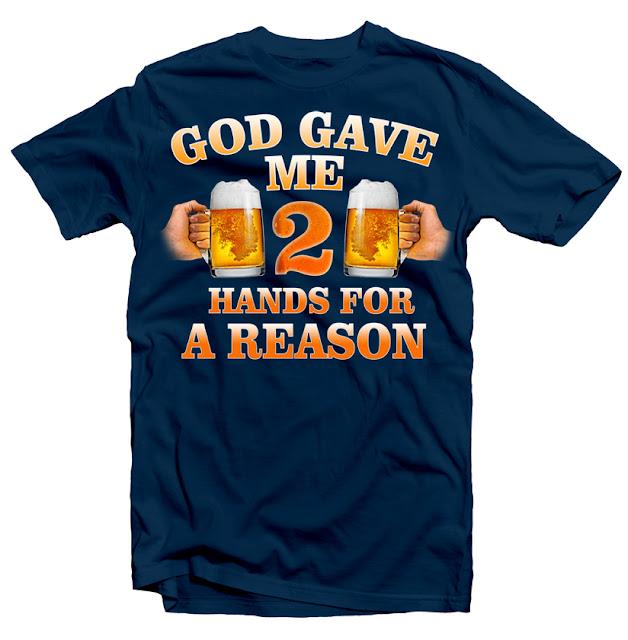 beer tshirt design