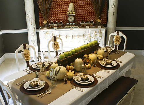 decorology: Some of my favorite Thanksgiving decorating ideas