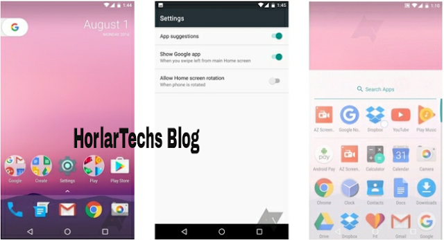 [Latest] Google's New Launcher for Nexus Likely to Ditch the App Drawer