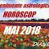 Evenimente astrologice în horoscopul lunii mai 2018