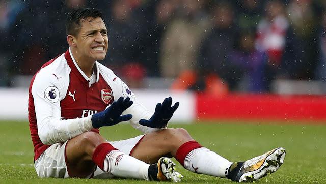 Alexis Snachez Arsenal