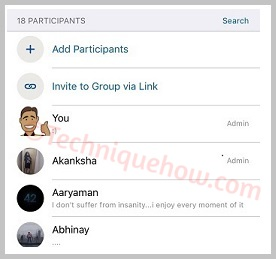 Rejoin WhatsApp Group as Admin