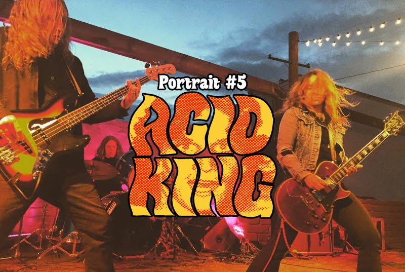Portrait #5 - Acid King