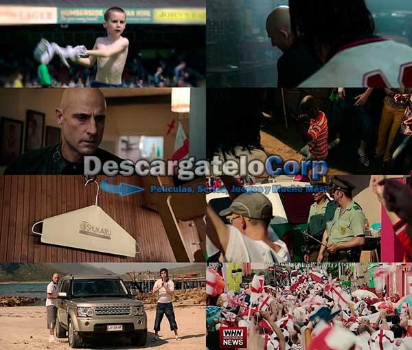 Espia por Error DVDRip Latino