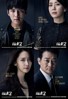 korean drama the k2, kdrama, action, politics, love