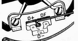 repair-manuals: Bosch Alternators 1963-74 Models