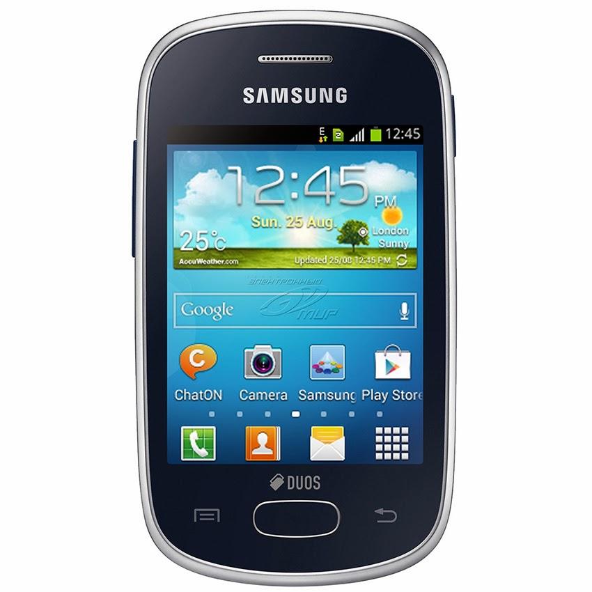 Bisa BBM Samsung Galaxy Star S Duos Spesifikasi Samsung Galaxy