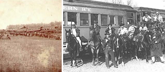 Όταν Ο Χρυσός Μεταφέρονταν Με Τρένα: Οι Ληστείες Που Έμειναν Στην Ιστορία