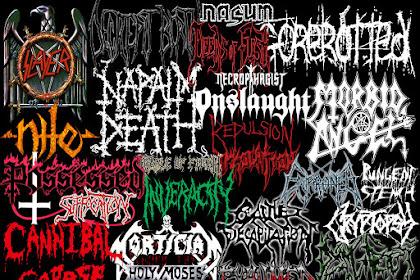 10 Band Brutal Death Metal Terbaik Dunia