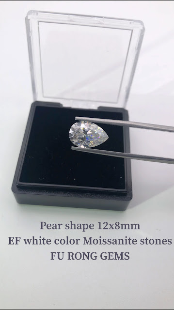 Pear-Shape-Loose-Moissanite-12x8mm-3.5-carat-weight-gemstones-China-manufacturer