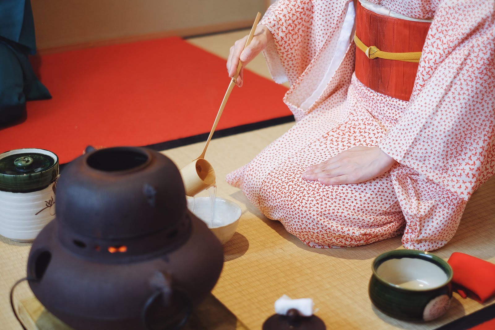 japanese tea ceremony kyoto