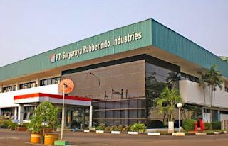Lowongan Kerja SMK Cileungsi PT Suryaraya Rubberindo Industries Bogor