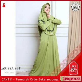 Jual RRJ145S100 Set Larissa Syari Wanita Mc Terbaru Trendy BMGShop