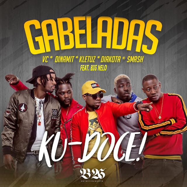 Gabeladas  Ku-Doce download mp3 baixar kizomba 2018