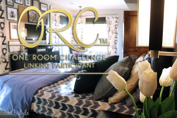 Modern Metro Master Bedroom Reveal