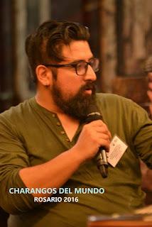 Claudio Rojas Caro  - Luthier de Charangos
