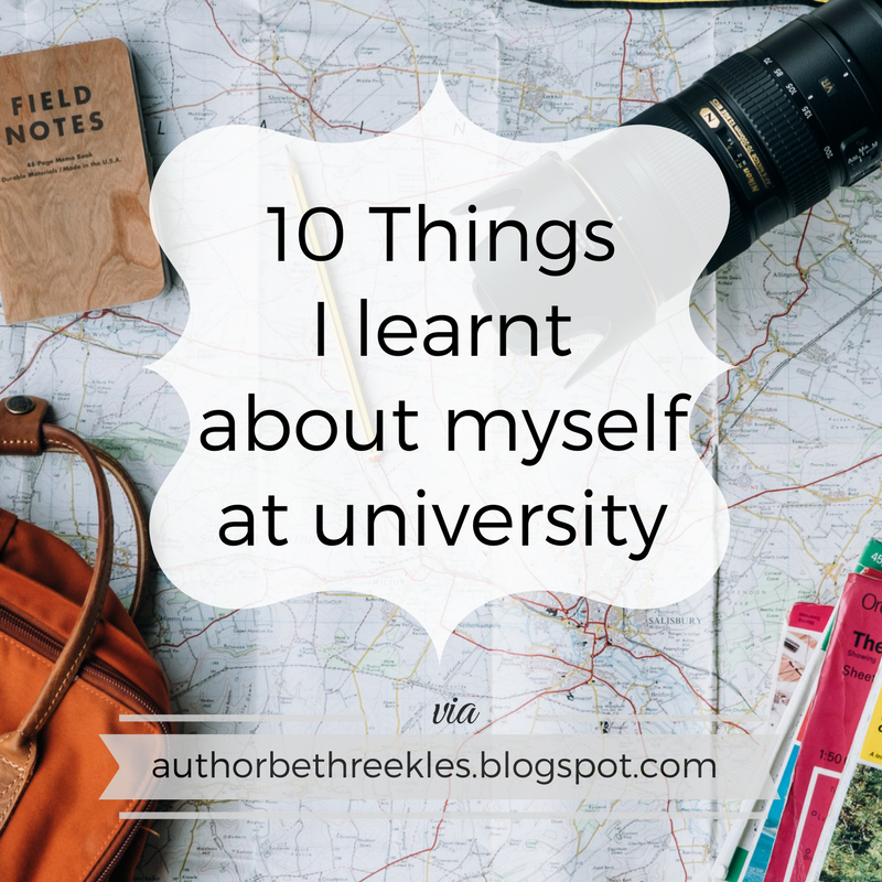 University isn't for everyone, but I loved it - and I learnt a lot about myself. In this post, I share a few things I learnt (and not just how to use Schrodinger's equation).