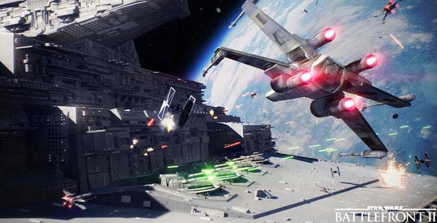 E3 2017 Star Wars Battlefront II Coverage