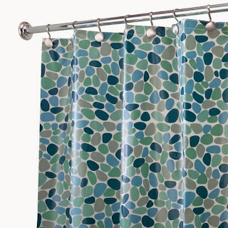 EVA Shower Curtain For An Eco Friendly Bathroom