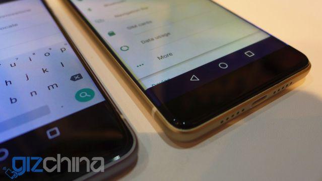 【MWC2016】誰も注目しないベゼルレススマホ、Ulefone Futureがコッソリ登場