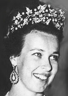 Ivy Wreath Tiara Italy Savoy Princess Maria Gabriella